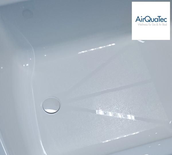 Rutschfest - sicherer Stand beim Duschen und Ein- und Aussteigen ...